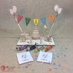 Pakketje feest confetti