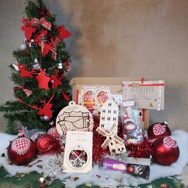 Kerstpakket Leiden 3 B